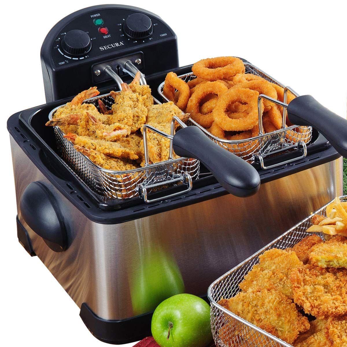 Best Oilless Air Fryer Electric deep fryer, Best deep