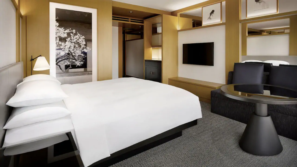 1 King Bed Grand Hyatt Seoul With Images Hotel Suite Luxury