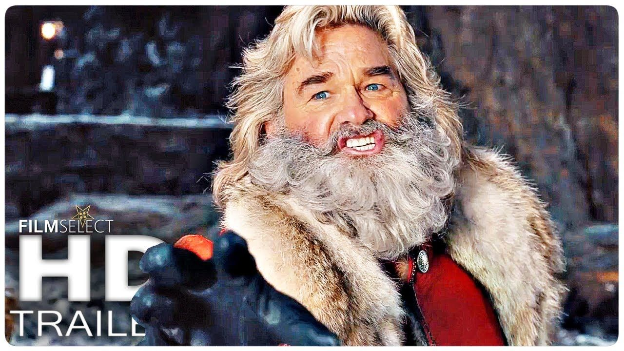 The Christmas Chronicles 2 Trailer 2020 In 2020 Movie Trailers New Movies Latest Movie Trailers