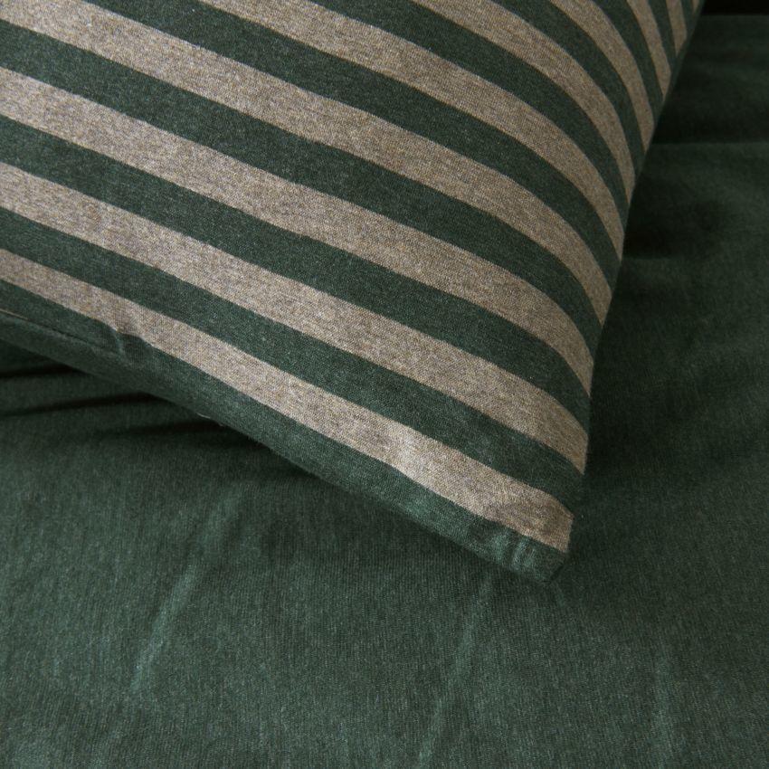 Cotton Pure Fern Green - Pillow Case