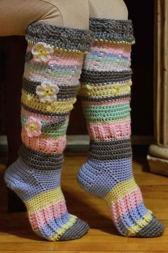 Knitted Knee High Socks Pattern Check Out All The Ideas Whoot Best