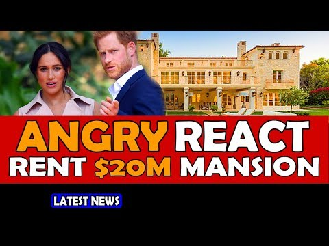 Angry Meghan And Harry Rent 20m Mansion In Malibu After Moving To Los Angeles Youtube In 2020 Moving To Los Angeles Princess Diana Funeral Angry