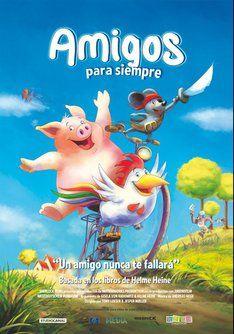 """Tráiler de """"Amigos para siempre"""". Información, sinópsis y ficha técnica de la película #películas #movies #films"""