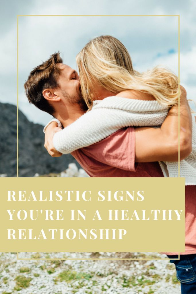What is a normal dating relationship