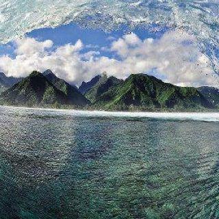Tubo perfeito para surf!