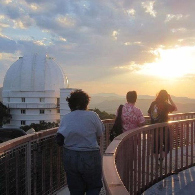 McDonald Observatory. Every summer growing up, under the stars.