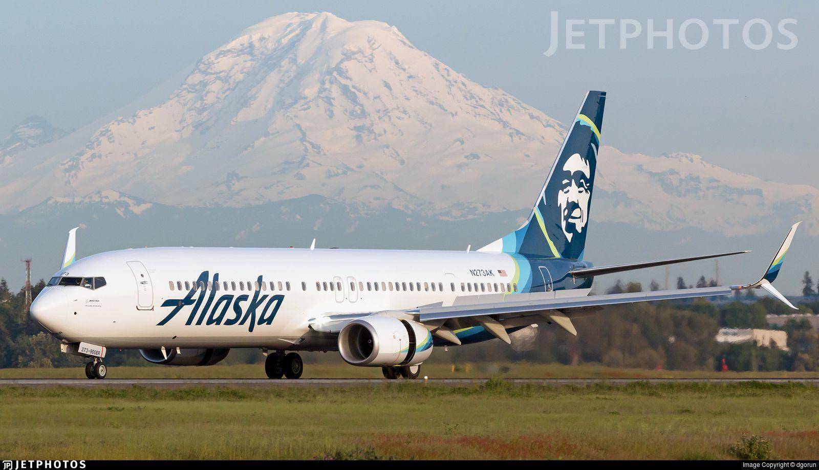 Pin on Alaska airlines