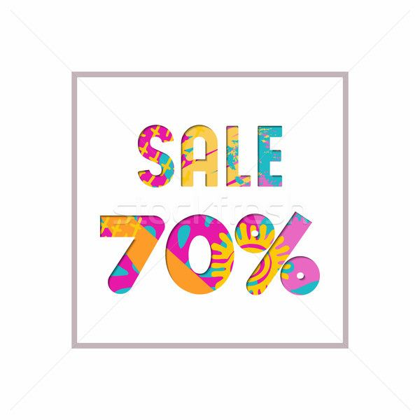 C Stock Quote Unique Sale 70% Off Color Quote For Business Discount Stock Photo C