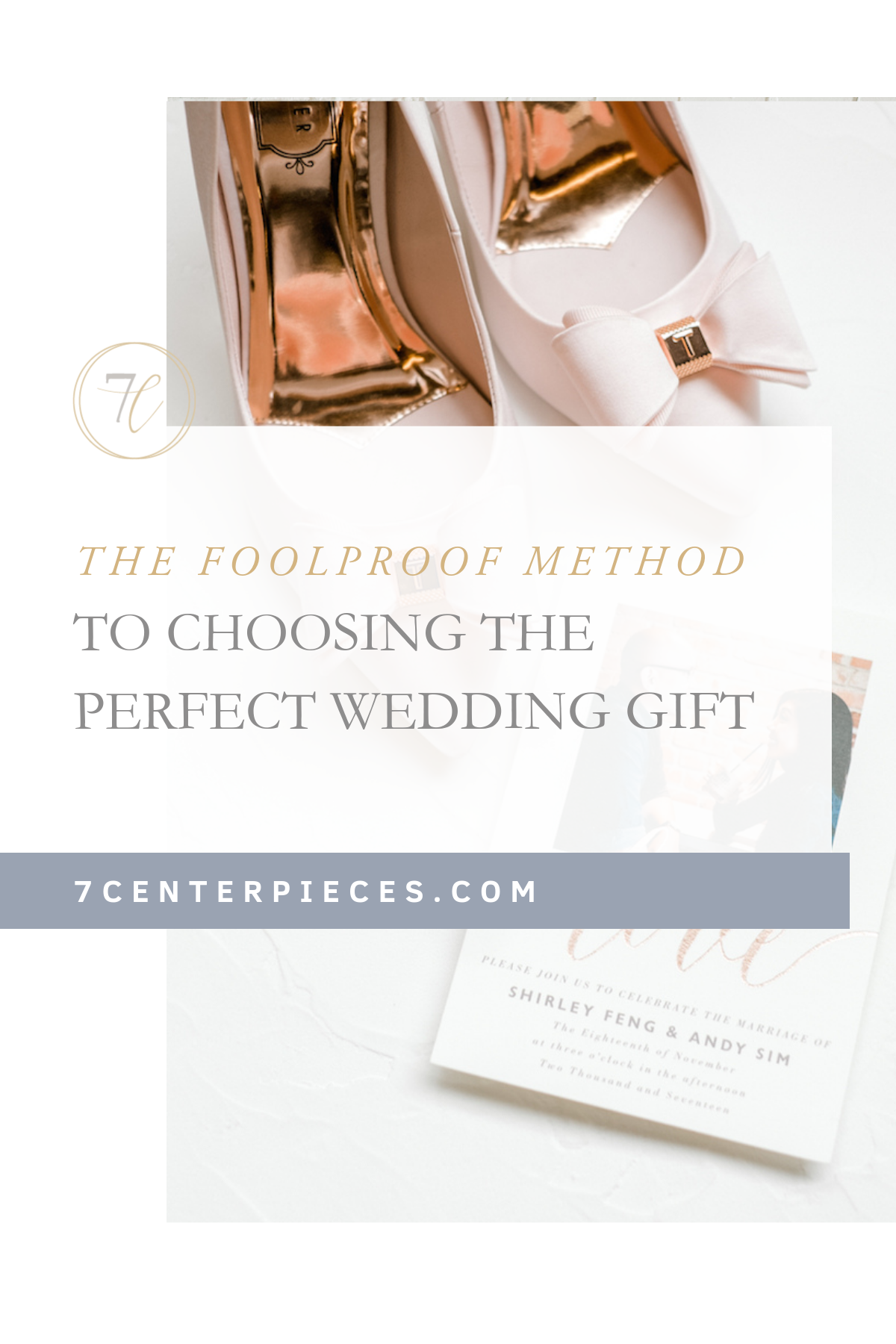 The Foolproof Method To Choosing The Perfect Wedding Gift Planning Perfect Wedding Perfect Wedding Gift Wedding Gifts
