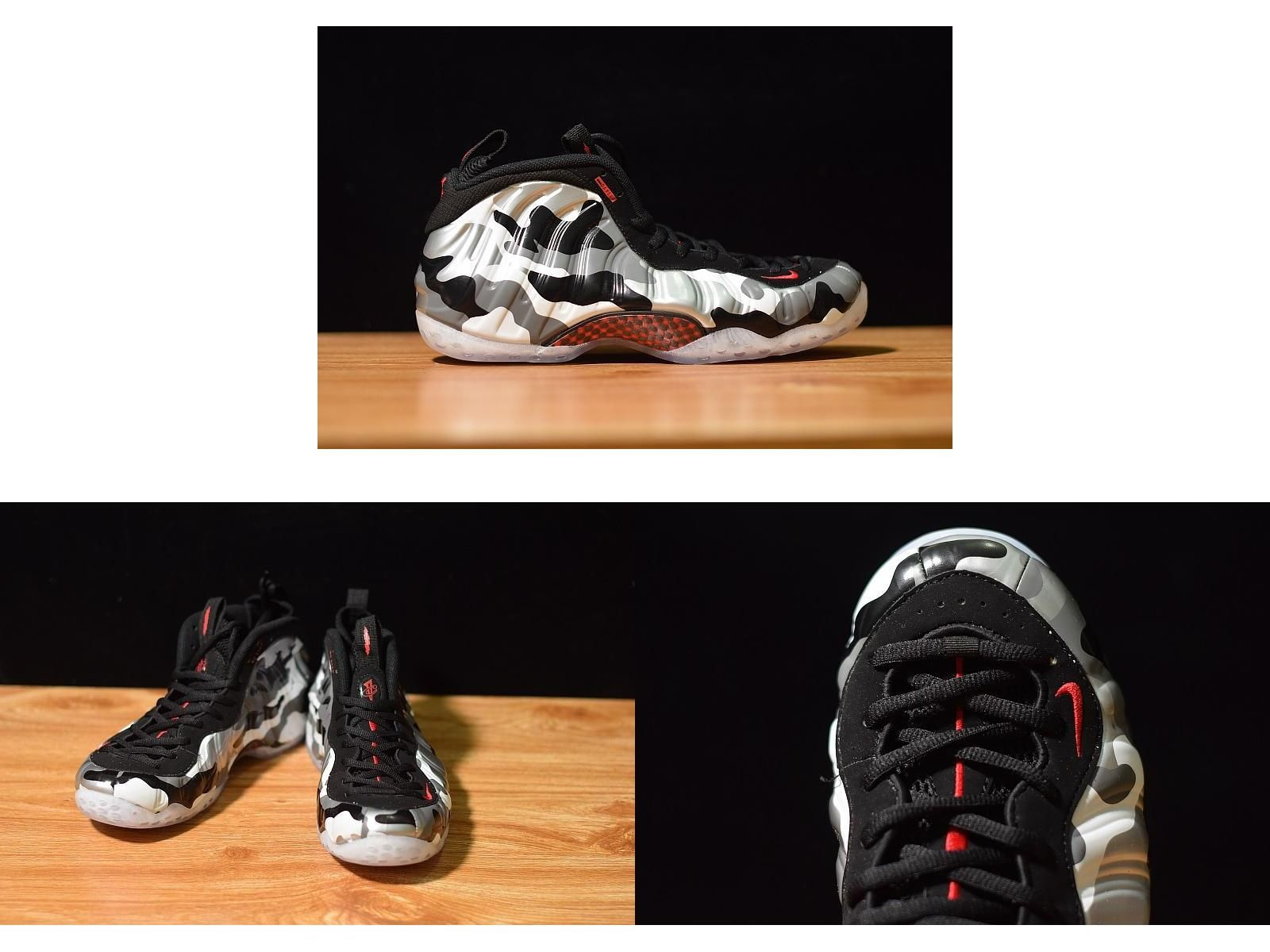 Air Foamposite One Floral Nike314996 012black multi ...