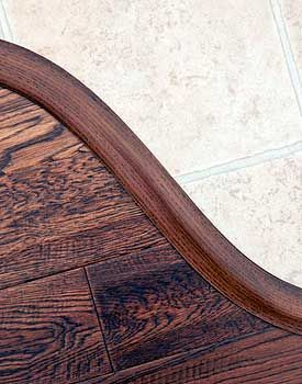 Curved T Molding Floor Tile Design Flooring Hardwood