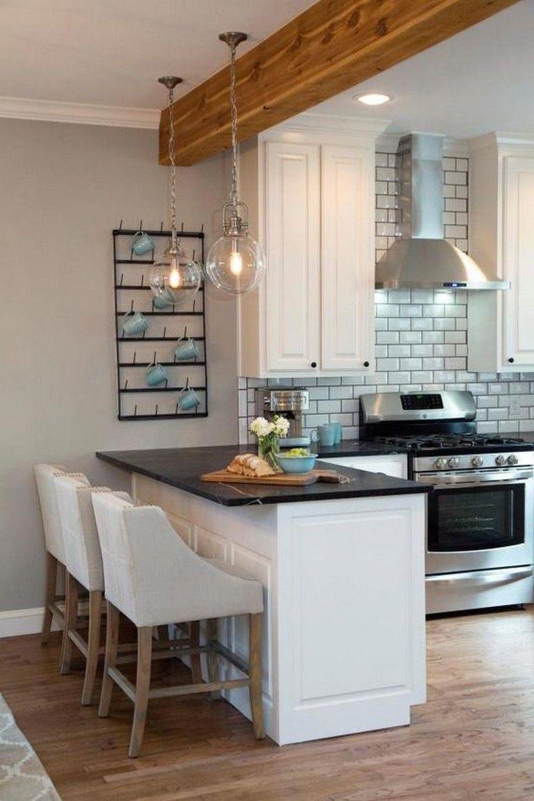 Small Kitchen Design 10x10: Gorgeous Dream Kitchens #KitchenIdeas