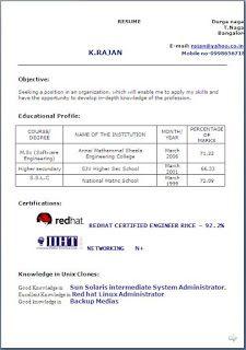 Standard Resume Template Resume Template Programming Tools Curriculum Vitae Resume