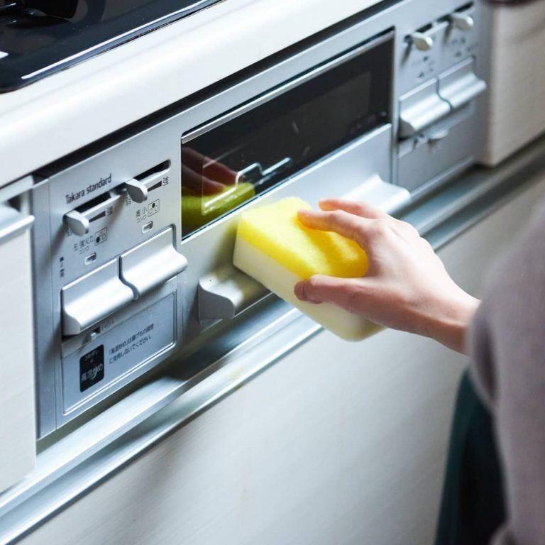 キッチンの水垢 油汚れに わかりやすい 重曹 の使い分け術とは キッチン 掃除 キッチンの裏技 掃除