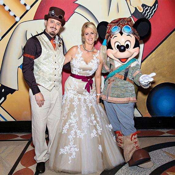 Walt Disney World Wedding Spotlight: Nicole & BryanEver After Blog | Disney Fairy Tale Weddings and Honeymoon