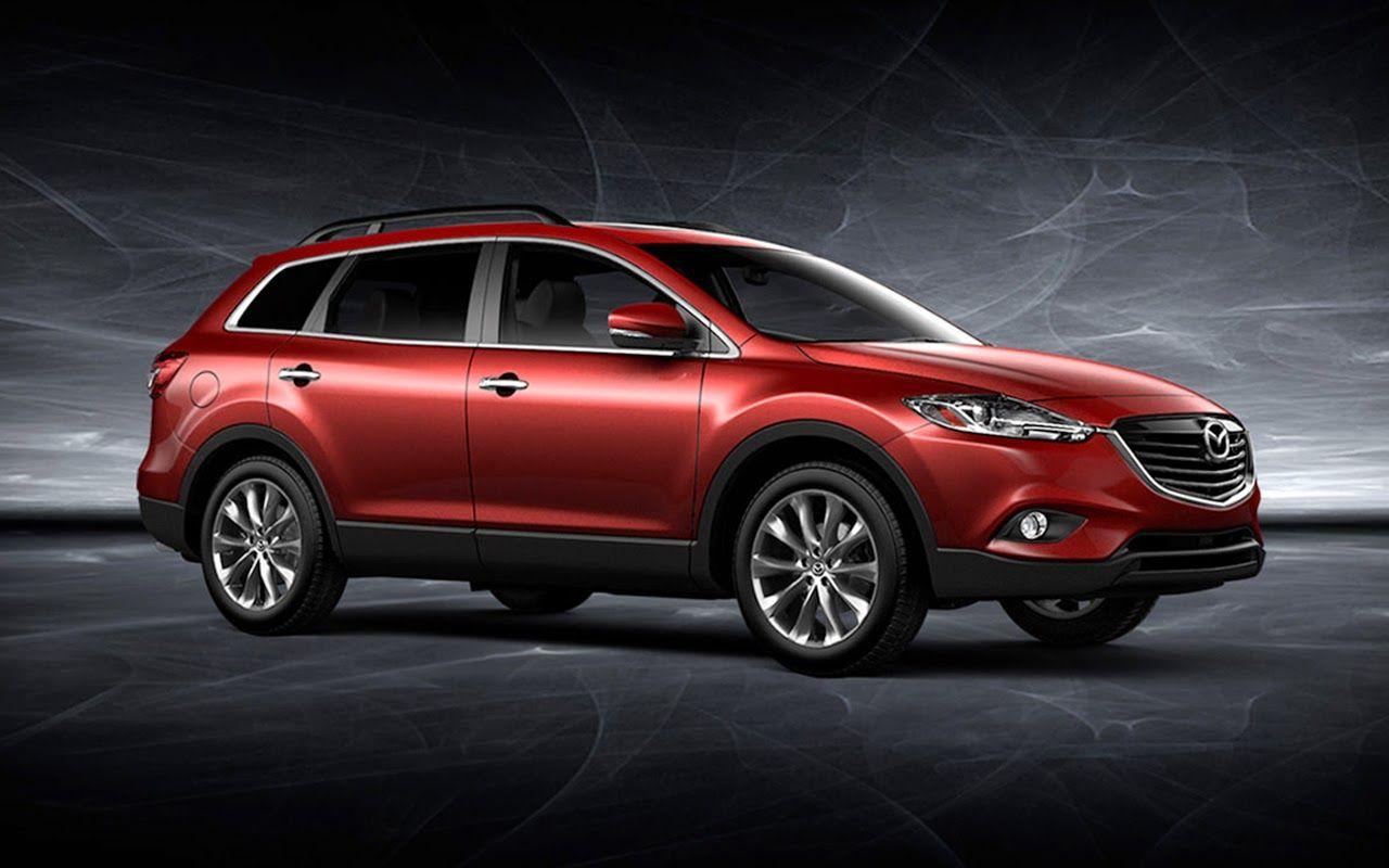 Mazda 2016 mazda cx 9