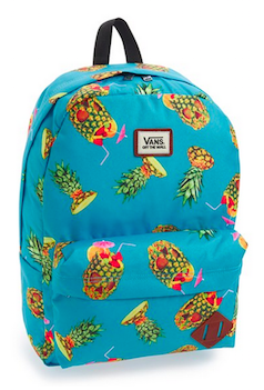 0e539e9ddbb1da Van s backpack with pineapple cocktails