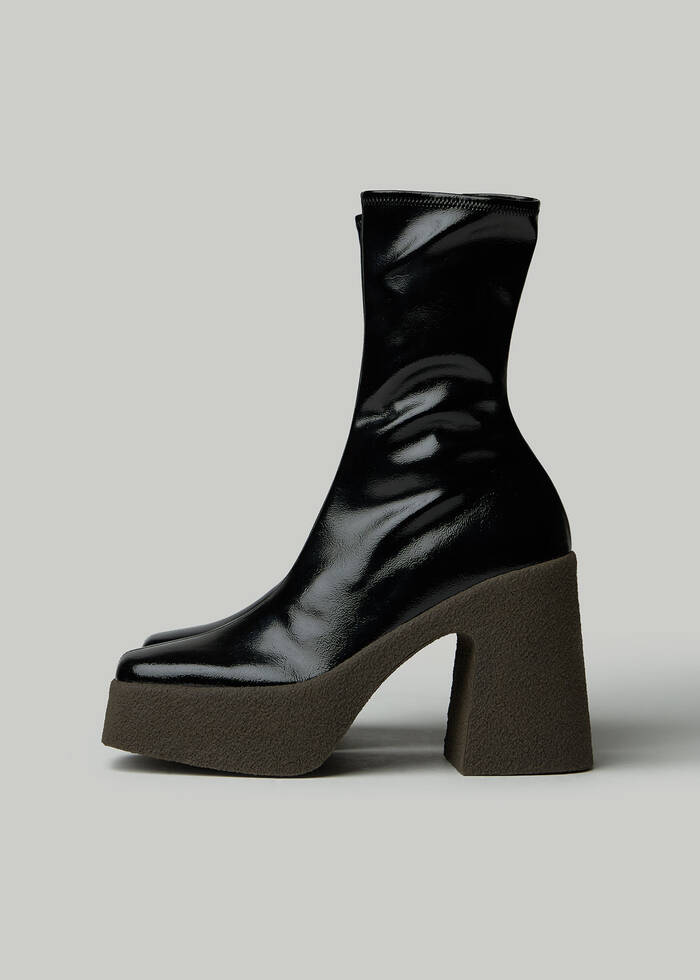 Platform Boots in 2020   Platform boots