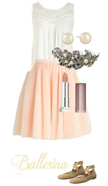 Halloween Costume Idea DIY Ballerina: Use Our Ideas To Raid Your Favorite  Closet And Put