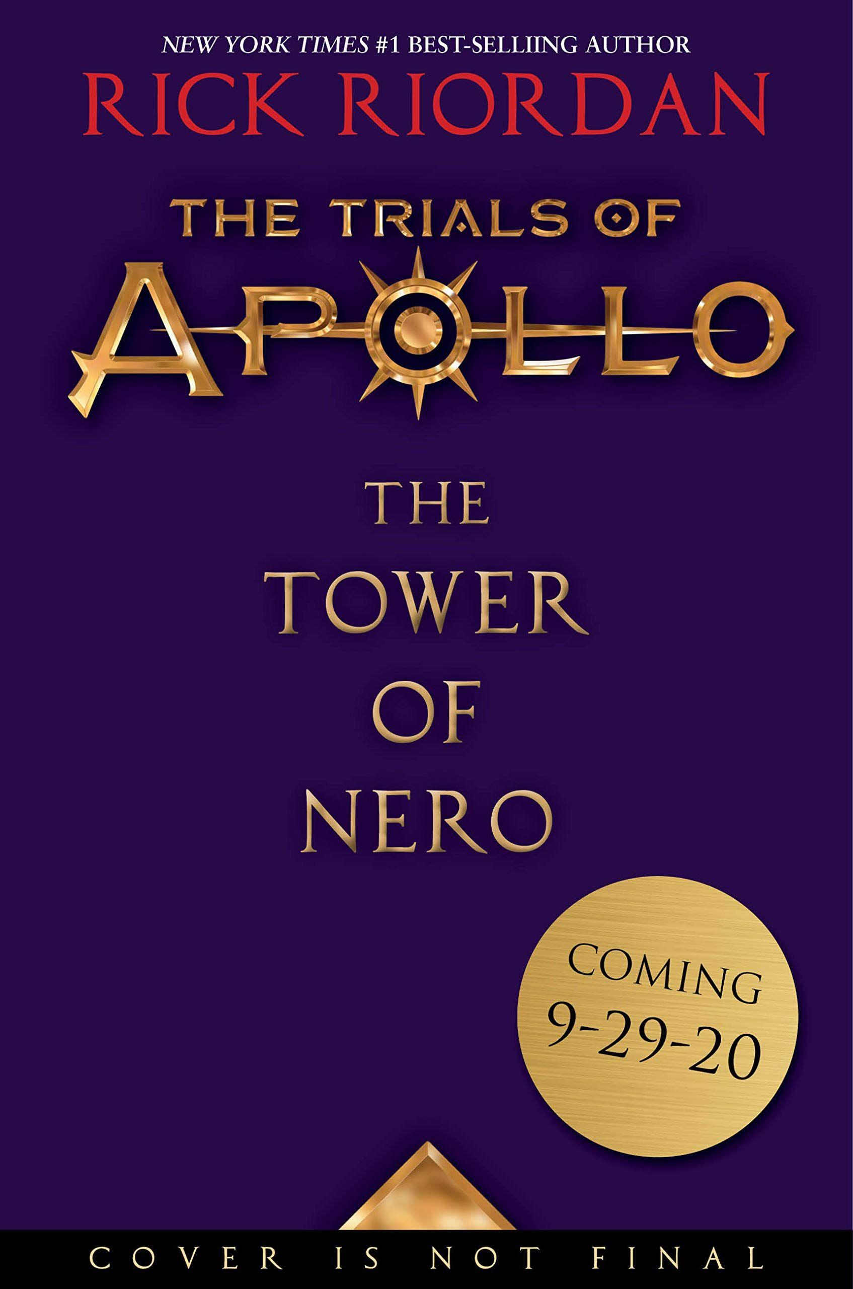 Pdf The Tower Of Nero The Trials Of Apollo 5 By Rick Riordan