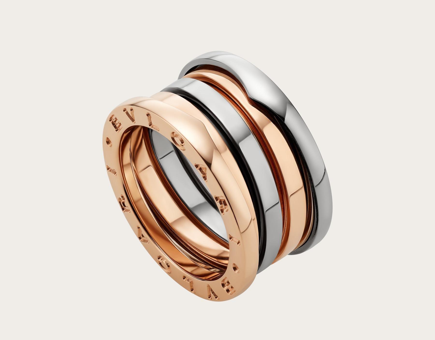 B Zero1 Ring In 2020 Bvlgari Ring Cartier Wedding Rings Real