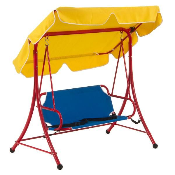 Superbe Toddler Outdoor Beach Chair Swing | Outdoor Swing Chair For Kids Main  Product Photo
