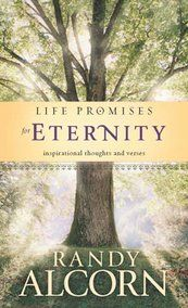 A beautifully designed two-color, padded gift book with a ribbon bookmark, Life Promises for Eternity is an ideal gift for anyone who has ever wondered, What will Heaven really be like? Provides readers with more than 100 brief, inspirational readings on the topic of Heaven and the New Earth. Each reading is coupled with a trio of complementary Bible verses designed to further illuminate what the Bible has to say about the extraordinary place we will someday call home.