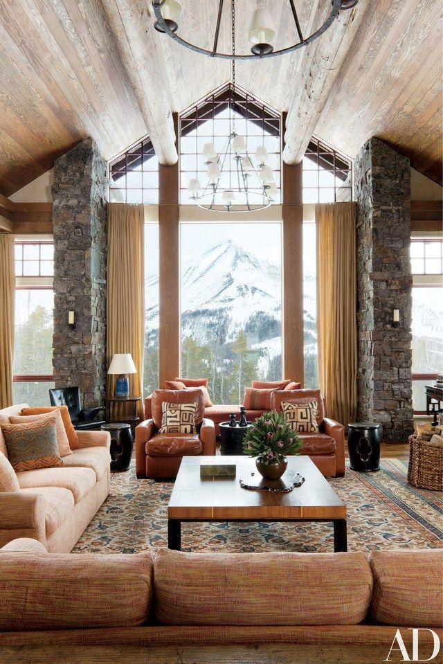55 Rustic Living Room Furniture Ideas 2021 in 2020 ...