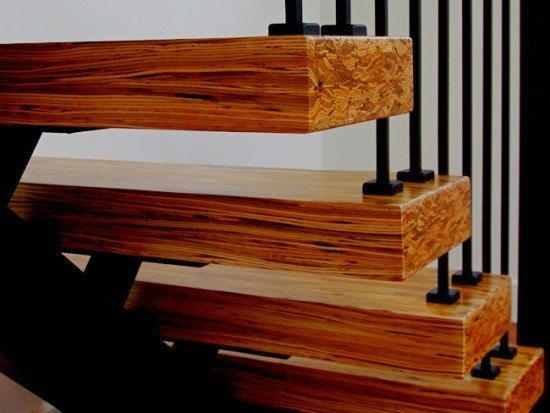 Best Parallam Engineered Wood Beam Stair Treads Stairs And 400 x 300
