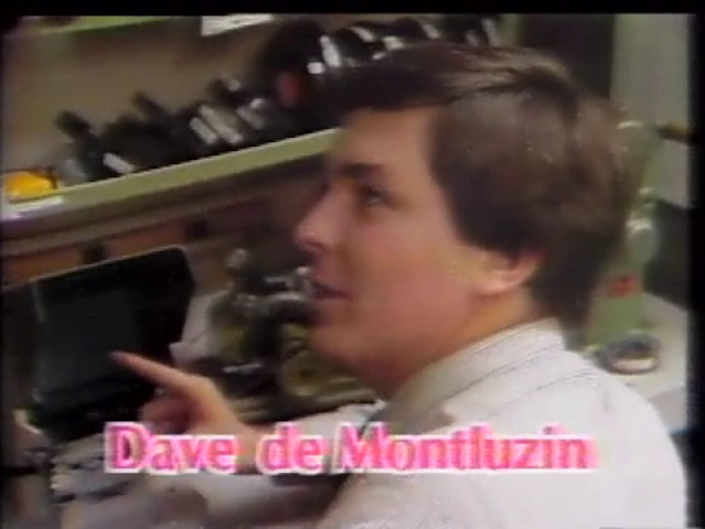 1980 Eyewitness News opening graphics Talent Dave