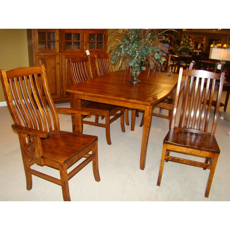 prestige dining table 40 557 new england dining furniture made in usa outlet discount furniture selections discount furniture at amish oak and cherry