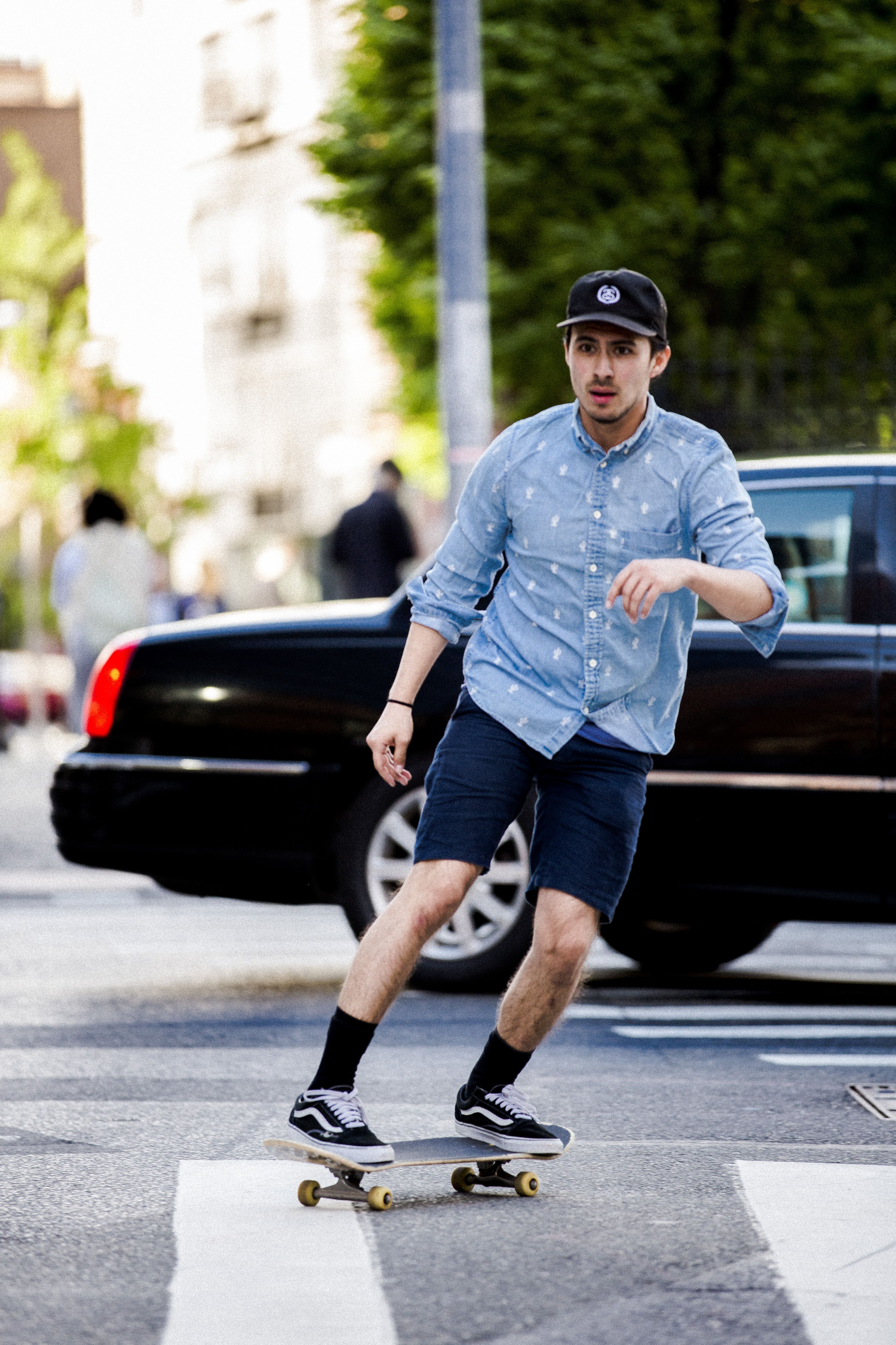 24 Edgy Men Summer Outfits With Vans Sneakers photo