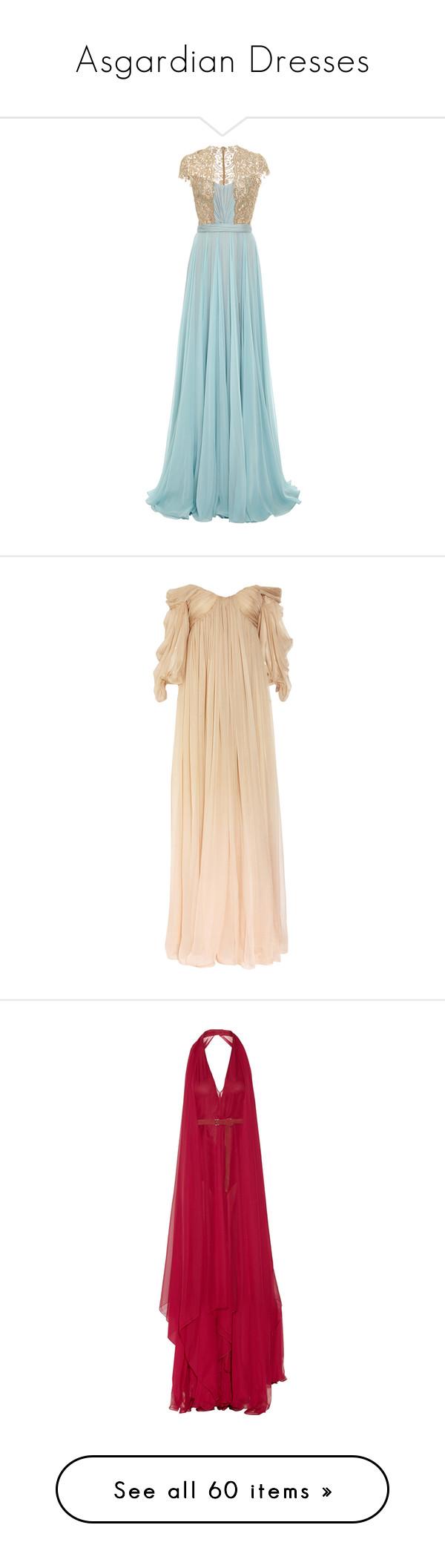 Asgardian Dresses\