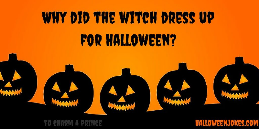 Funny 'Halloween Jokes' and Corny Puns, OneLiners for