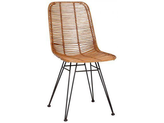 skandynawskie designerskie krzesło