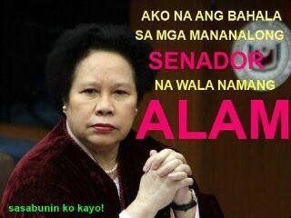 Funny Memes Tagalog 2013 : Ako na bahala sa mga mananalong sendaor na wala namang alam