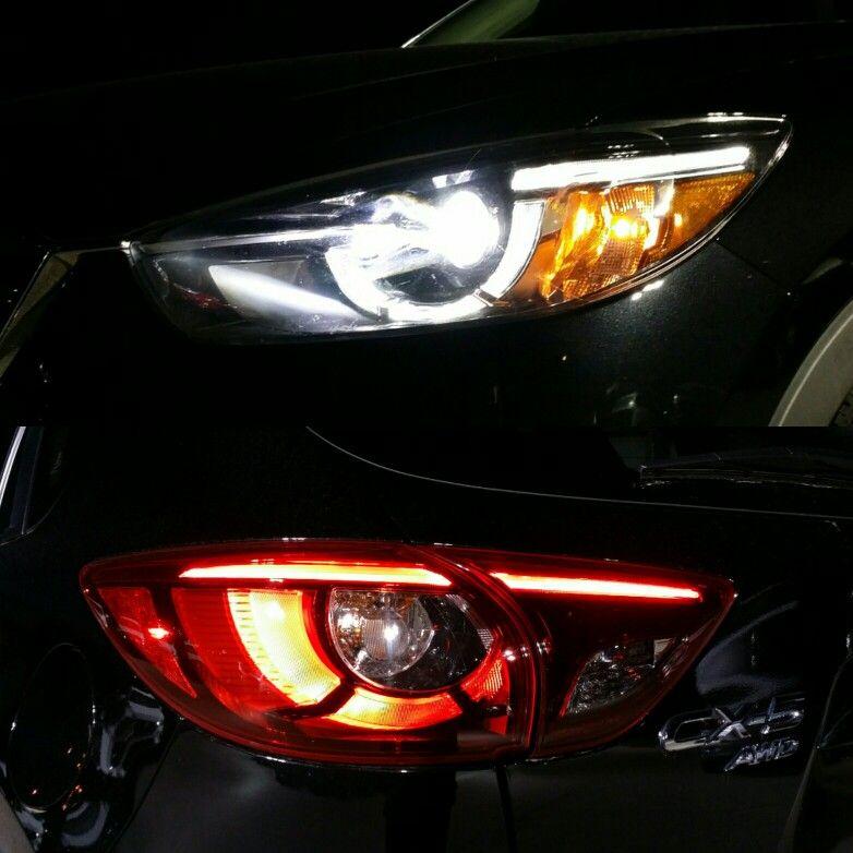 signature lighting. 2016 CX5 Signature LED Lighting K