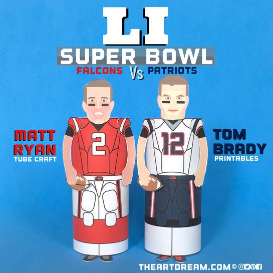 Super Bowl 51 Is Here And It S Between Quarterbacks Tom Brady Of The New England Patriots And Matt Ryan Of The Atlanta Falcon Fun Tube Super Bowl Super Bowl 51