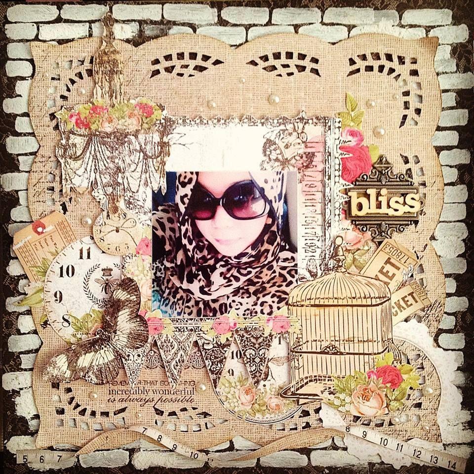 Bliss - Scrapbook.com