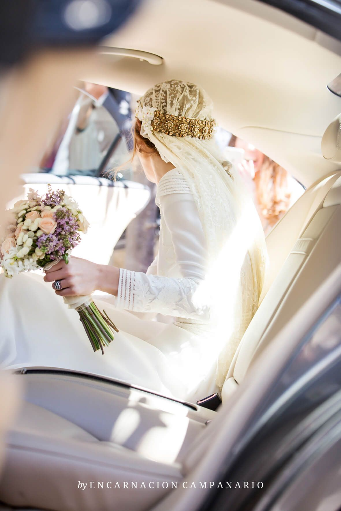 La boda de Carmina y Nacho en Jerez | Bodas, Wedding and Veil