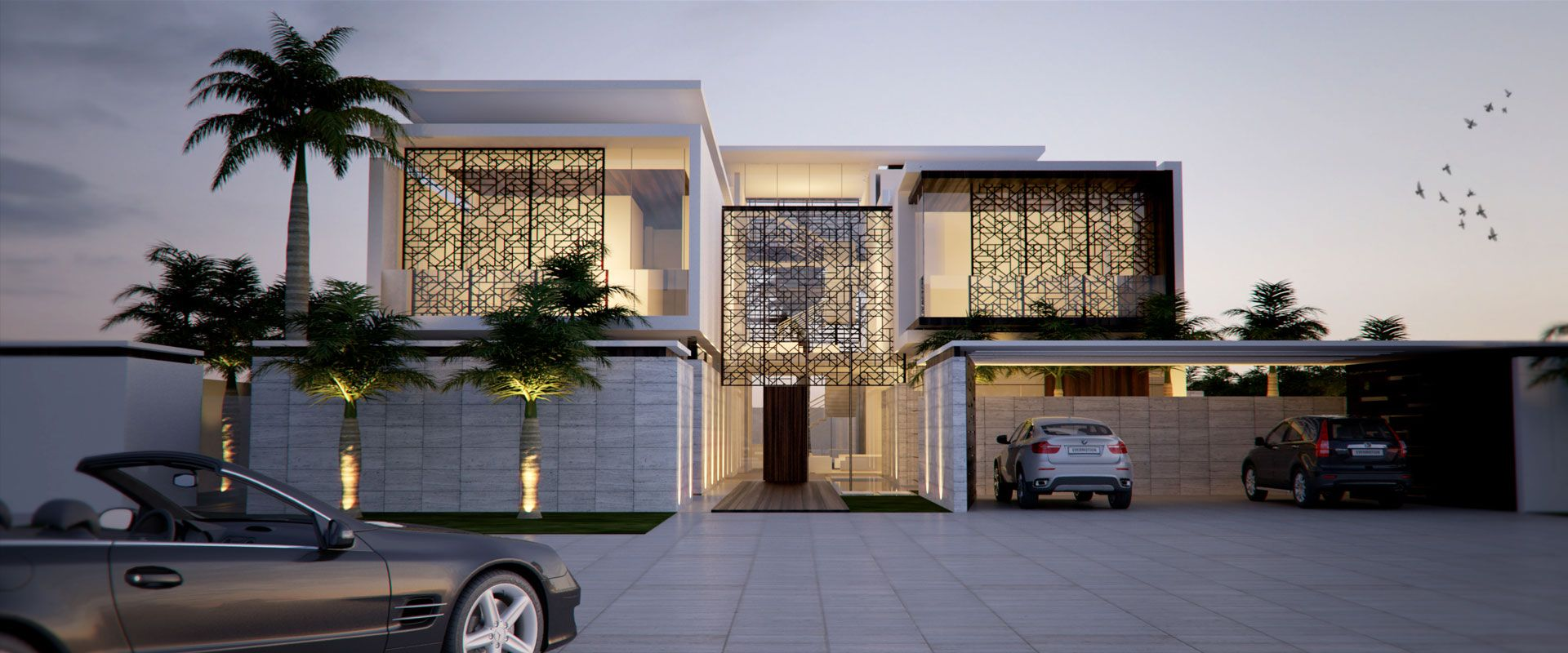 Dubai House Plans Designs