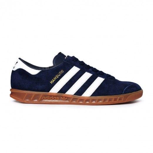 Adidas Hamburg Og D65192 Sneakers — Casual Shoes at