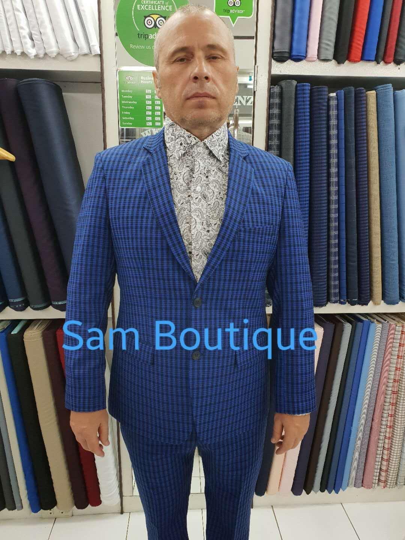 Best Customer From Russia Men S Bespoke Suits Bespoke