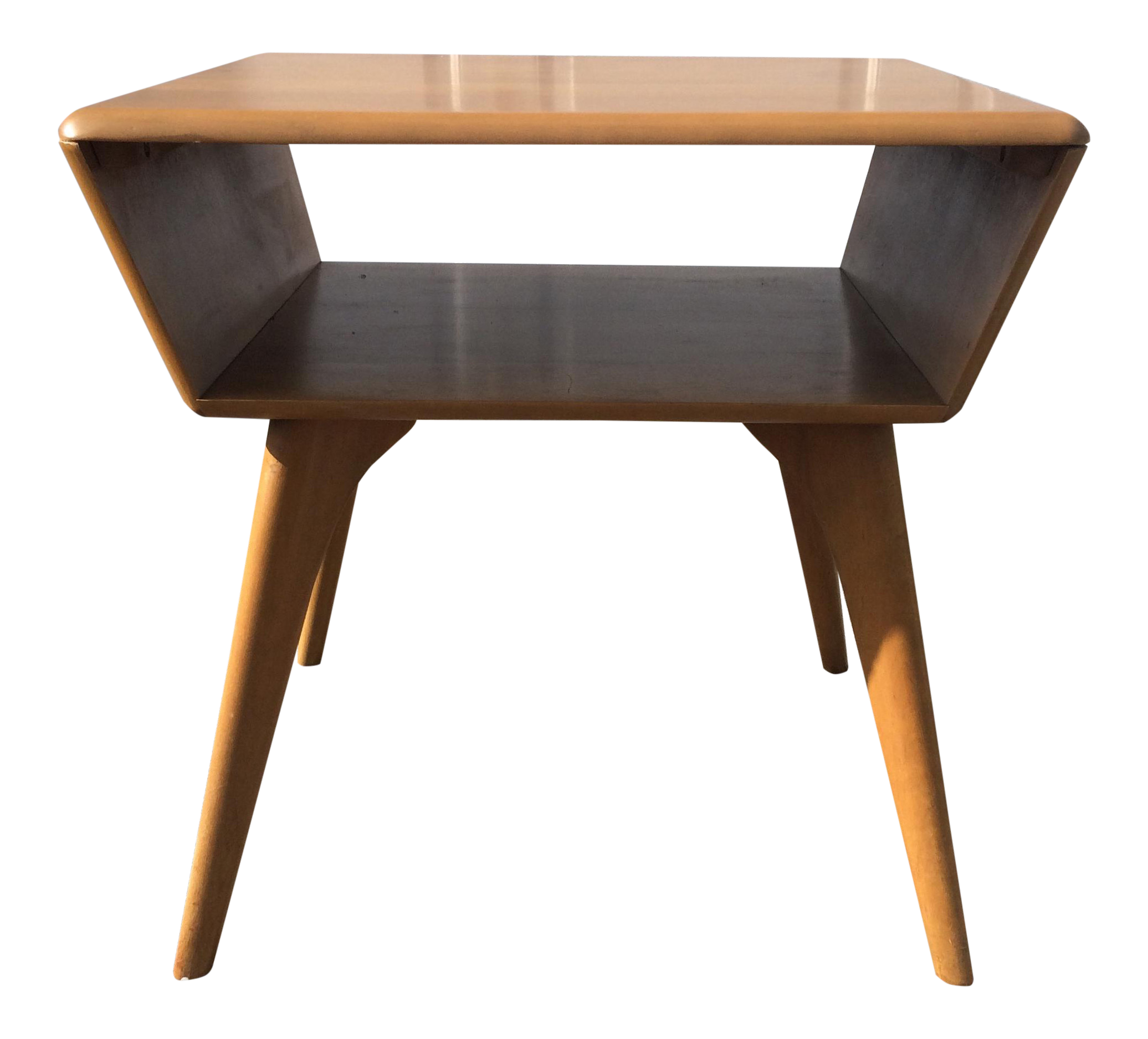 Heywood Wakefield Atomic Side Table