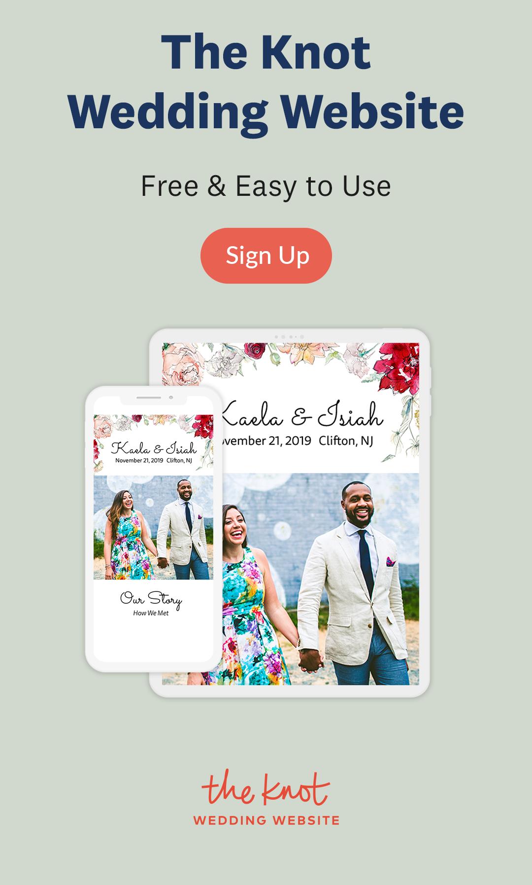 Free Wedding Website Wedding website free, Wedding