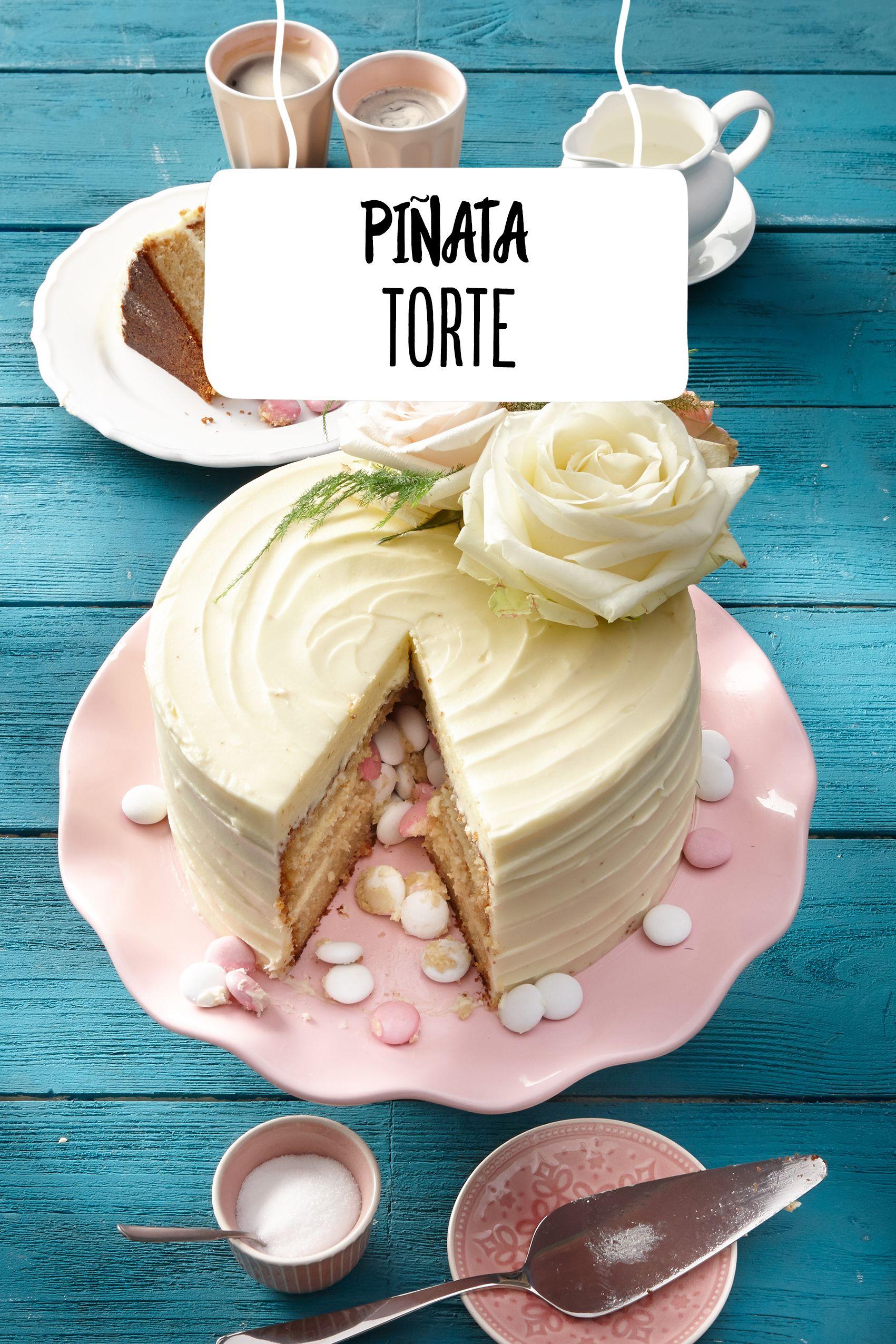 Pinata Torte Rezept In 2019 Hochzeitstorten Mehr Pinterest