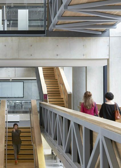 Mmu School Of Art And Design Interior Manchester Met Art School Architecture