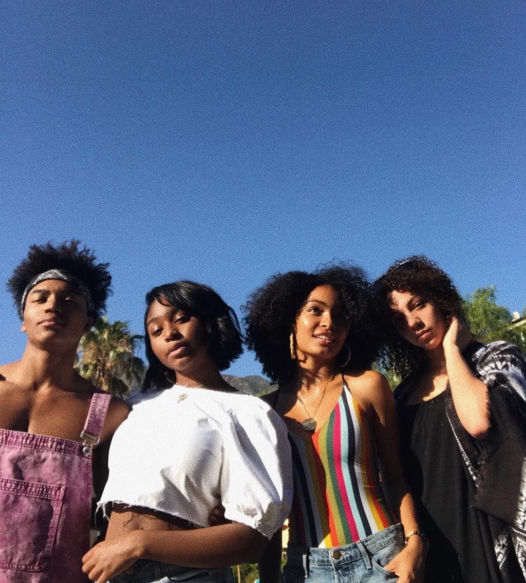 Black Fashion Models Poses: Black Goddess, Model, Instagram Pose