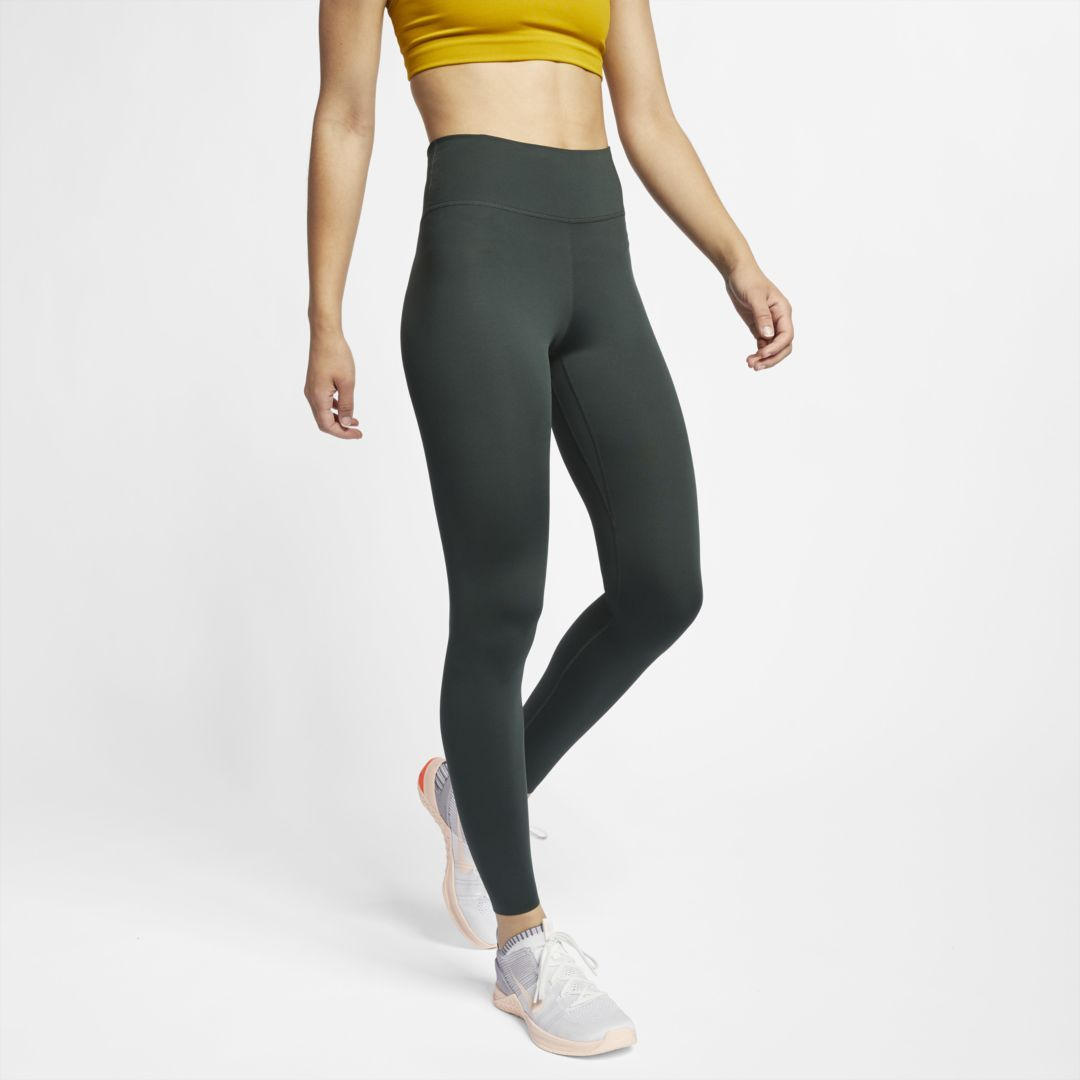 new product 05578 d0dff Nike One Luxe Women s Training Tights Size XS (Outdoor Green)