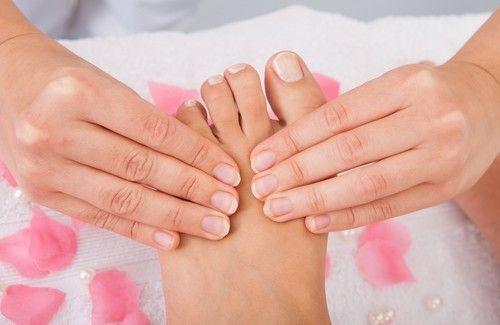 Remédios caseiros para pés perfeitos